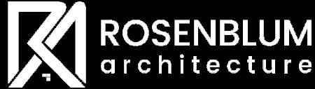 Rosenblum Architecture Logo